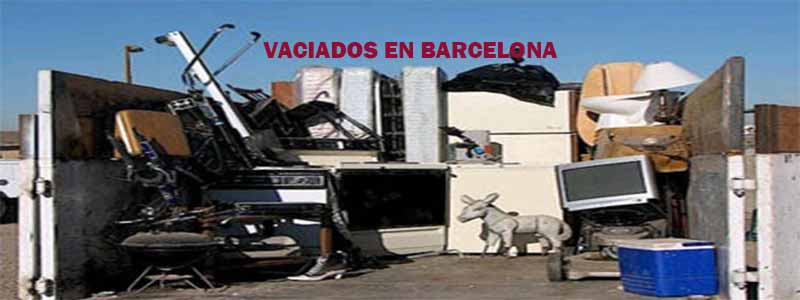 VACIADOS EN BARCELONA